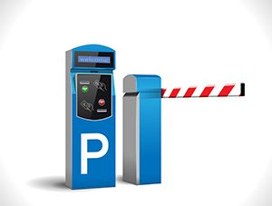 biletli otopark bariyeri sistemi